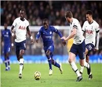 بث مباشر  مباراة توتنهام وتشيلسي في قمة الدوري الإنجليزي