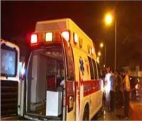 مصرع وإصابة 3 أشخاص في حادث مروري أعلى كوبري أكتوبر