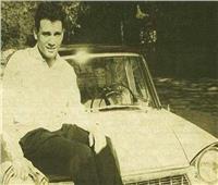 عبدالحليم حافظ يرتكب كارثة بسيارته على كورنيش النيل