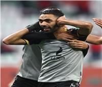 رسالة حسين الشحات لجماهير الأهلي بعد هدف المونديال