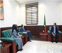 حكومة السودان تؤكد التزامها بتسهيل عمل منظمات اللاجئين