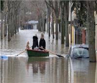 استمرار عمليات إنقاذ السكان العالقين بفرنسا بسبب الفيضانات| فيديو