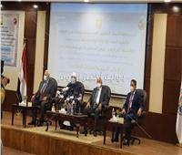 بدء فعاليات افتتاح دورة الإعلام الديني بشرم الشيخ | صور