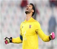 الشناوي يحتفل بالفوز على الدحيل بطريقته الخاصة