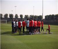مونديال الأندية | جلسة خاصة لموسيماني مع لاعبي الأهلي