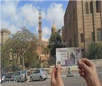 إهمال في مسجد «قاني باي الرماح».. فارس فئة الـ200 جنيه| فيديو