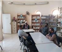 ملتقى ثقافي أدبي بقصر ثقافة ديروطبأسيوط