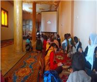 «مواهب البادية» تتألق على المسرح المتنقل في جنوب سيناء
