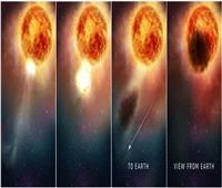 علماء يتوقعون انفجار النجم العملاق الأحمر قريبًا
