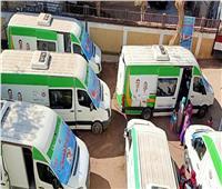 «صحة المنيا»: فحص وعلاج 1634 حالة خلال قافلة طبية بقرية الإسماعيلية