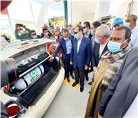 لأول مرة في الأقصر...إطلاق مشروع استخدام الغاز الطبيعي كوقود في السيارات