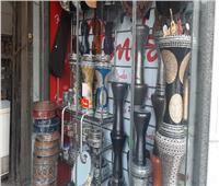 شارع محمد علي .. تاريخ الموسيقى | فيديو وصور