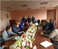 نائب محافظ القاهرة : إزالة كافة العقبات لتطوير مزارات آل البيت