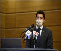 وزير الرياضة: مصر جاهزة لاستضافة بطولة العالم للرماية