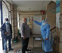 توقيع الكشف على 75 ألف مريض.. وإجراء 750 عملية بمستشفى رأس البر