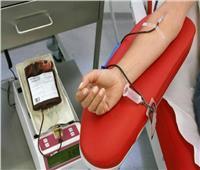 حملات للتبرع بالدم من المتعافين لدعم مرضى كورونا بالمنوفية