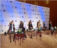 انطلاق الجلسة الحوارية الرابعه لمؤتمر «مصر تستطيع بالصناعة »