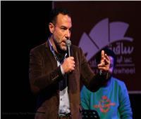 الفنان محمد خميس يشارك في أمسية شعرية بالساقية
