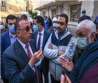 محافظ الإسكندرية يحسم مصير الأسر المتضررة من إخلاء 5 عقارات