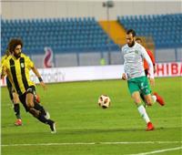 الدوري الممتاز| انطلاق مباراة المقاولون والمصري