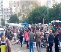 شاهد  تطوير محطة مصر بالإسكندرية «حبر على ورق».. والباعة بانتظار «الفرج»