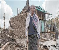 اللاجئون الإريتريون ما بين الموت جوعاً أو بنيران الحرب