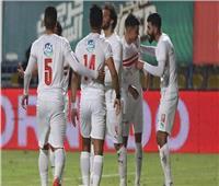الزمالك يواجه حرس الحدود في كأس مصر 20 فبراير