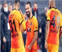 الدوري التركي  توران يتغنى بمصطفى محمد بعد الفوز بالديربي