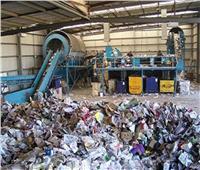 تطوير مصنع تدوير القمامة بالمحلة