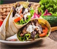 طبق اليوم | طريقة عمل.. «شاورما اللحم المصري»
