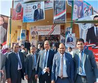انتظام انتخابات نقابة المحامين الفرعية بالإسماعيلية | صور