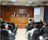 افتتاح فعاليات التدريب العملى للعاملين بمجال إدارة المخلفات الصلبة بأسوان