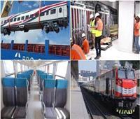 لوقف «نزيف القضبان».. 4 مشروعات تنفذها «السكة الحديد» في 2021