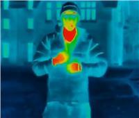 كيف تظهر حرارة الجسم بين الثلوج؟.. فيديو مثير