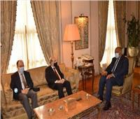 «شكري» يؤكد دعم مصر لحلحة جمود تشكيل الحكومة اللبنانية