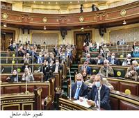 «تشريعية النواب» تقر اختصاصات مجلس الشيوخ