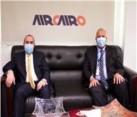 وزير الطيران: نحرص على تحقيق التناغم والتكامل بين جميع الشركات المصرية