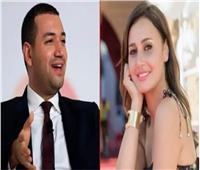 قبل زفافهما غدًا.. تعرف على فارق العمر بين معز مسعود وحلا شيحة