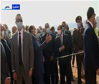 لقطة اليوم   الرئيس السيسى يتفقد تطوير عزبة الهجانة