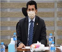 الصحة العالمية تهنئ وزير الرياضة بنجاح «مونديال اليد»