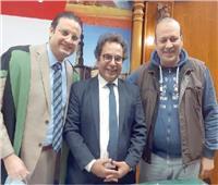 فى رسالة ماجستير: الاتجاه القومى لدى شعراء مصر