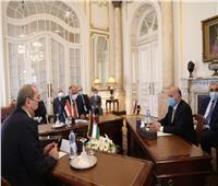 حلول سياسية وتكامل اقتصادى.. تفاصيل الاجتماع الثلاثي لوزراء خارجية مصر والعراق والأردن