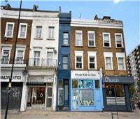 صور  عرضه 1.7 متر وسعره مليون يورو.. أضيق منزل للبيع في لندن