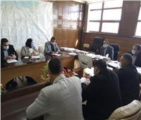 محافظ شمال سيناء: تحقيق الانضباط فى الصيدليات لتقديم الخدمة اللائقة للمواطنين