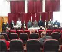 «تعليم المنوفية» يكرم مديري المدارس المشتركة في مشروع «WISE»