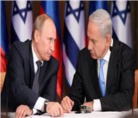 بوتين ونتنياهو يبحثان تطورات الأوضاع في الشرق الأوسط