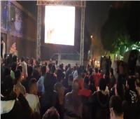 المقاهي ترفع شعار «كامل العدد» لمتابعة الأهلي والبايرن | فيديو وصور