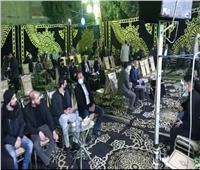 بدء عزاء اللواء سعد الجمال بحضور نواب البرلمان | فيديو
