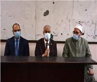 توقيع بروتكول تعاون بين جامعة بورسعيد ووزارة الأوقاف