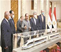3 مشروعات عملاقة تنطلق بها مصر إلى عصر النقل الذكى